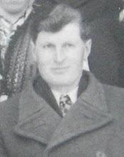 Photo: Дяк  Гнат  Романів, 1950 рік