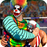 Game Clown Tag Team Wrestling Revolution Championship APK for Windows Phone