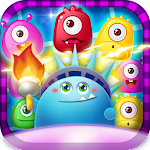 Monster Paradise Mania Icon