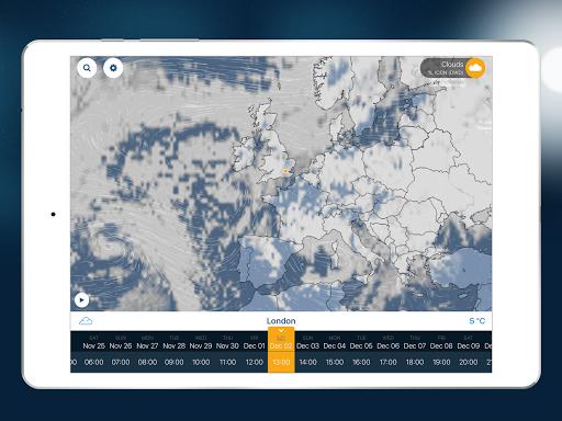Ventusky: Weather Maps screenshot 11
