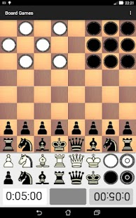 Chess Checkers and Board Games- screenshot thumbnail