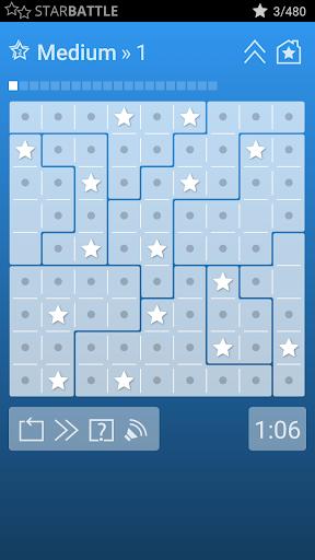 Starbattle Puzzle