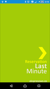 Reservation Last Minute- screenshot thumbnail