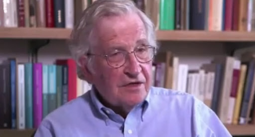 Famed leftist Noam Chomsky says Alt-left is a 'gift to the Right'