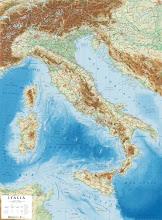 cartina geografica della spagna