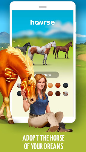 Howrse - free horse breeding farm game 4.0.5 screenshots 1