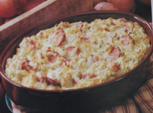 Taters And Sausage Bake Recipe