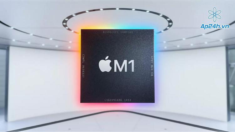 Chip M1 có tốc độ xử lý các tác vụ