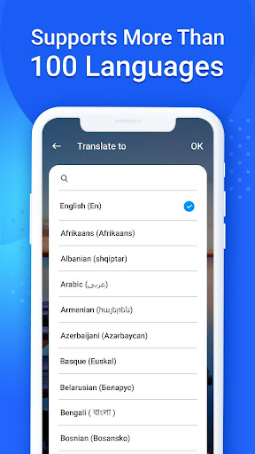 Language Translator, Free Translation Voice & Text screenshot 3