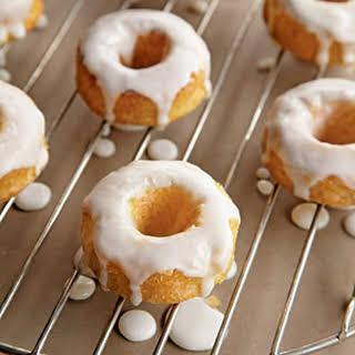 Mini Donuts.