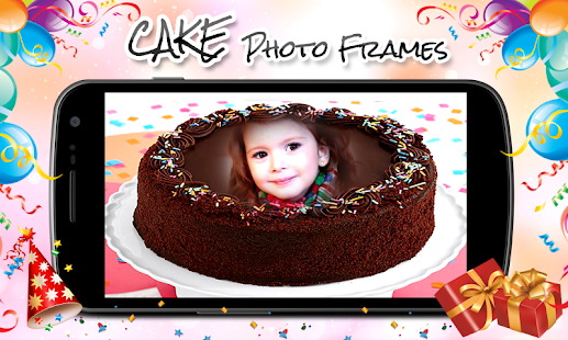 Cake Photo Frames New- screenshot thumbnail