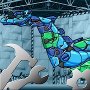 Repair!DinoRobot