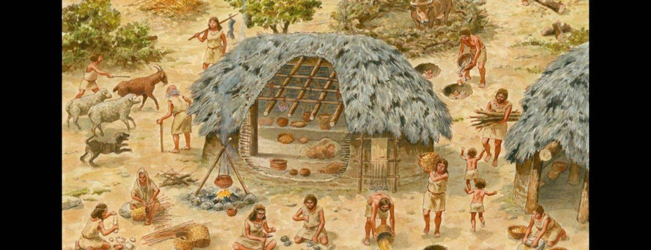 Hubungan manusia dengan sejarah
