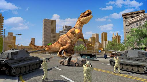 Dino Rampage 3D 1.1 screenshots 2