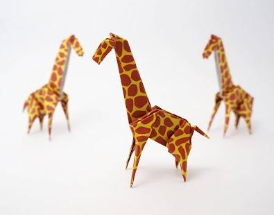 Origami Zvířata - náhled