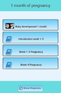 Pregnancy Music screenshot 2