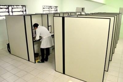 análise sensorial em laboratório