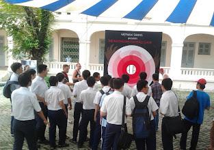 Photo: Australian Education Trade Fair, HCMC.