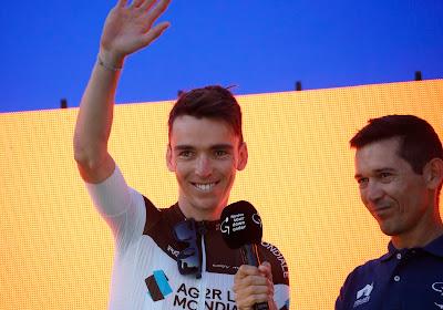 Voor Romain Bardet wordt het kiezen tussen Sunweb en AG2R