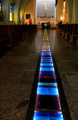 Sentiero di luce di lucaldera