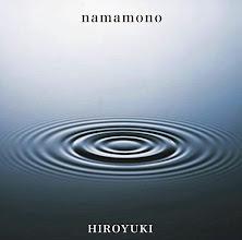 Photo: HIROYUKI「namamono」 CDジャケット試作10 2013.09