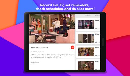 Tata Sky Mobile- Live TV, Movies, Sports, Recharge screenshots 19