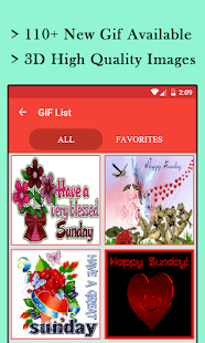 Happy Sunday GIF - náhled
