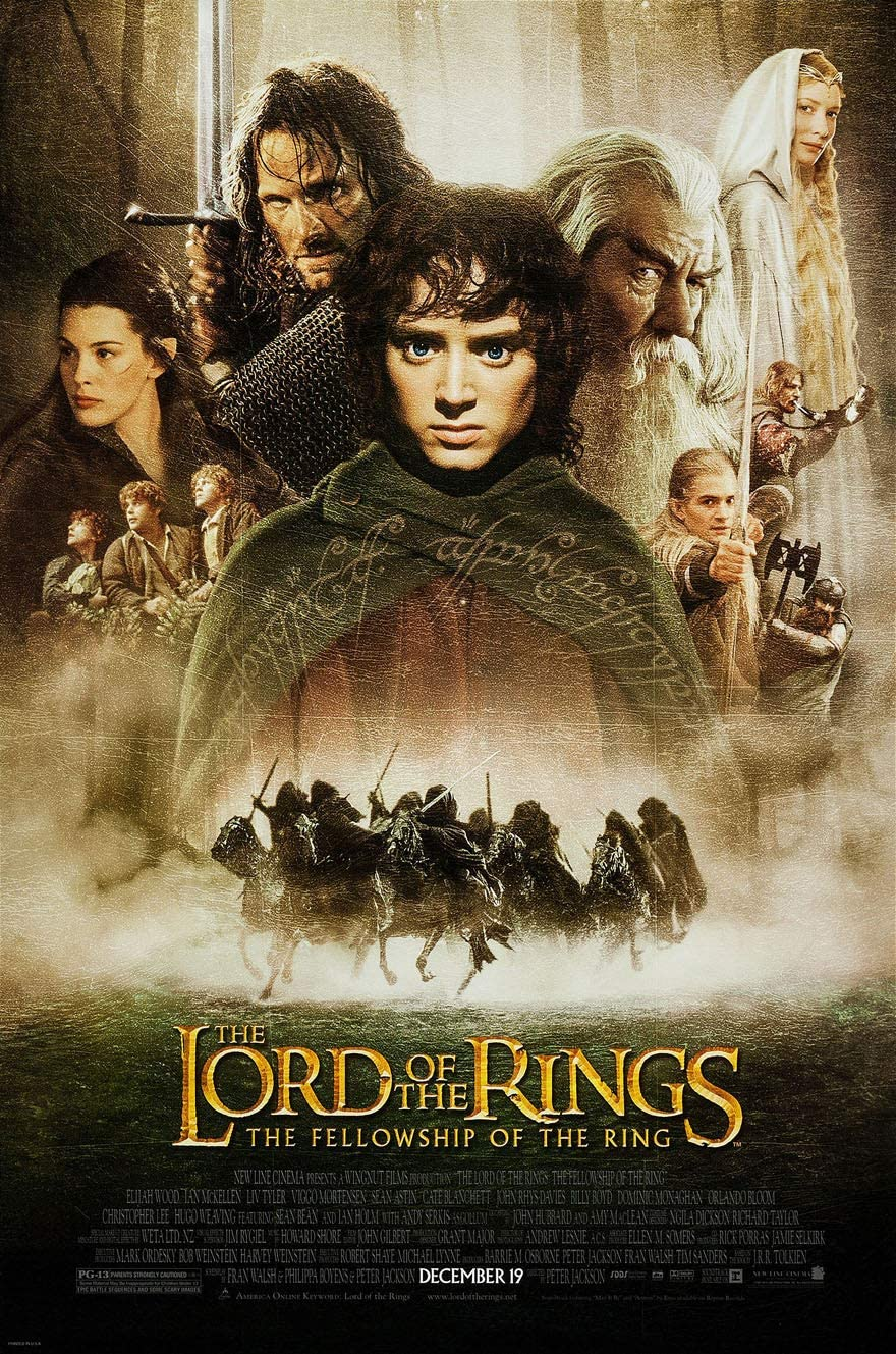 lord of the rings movie