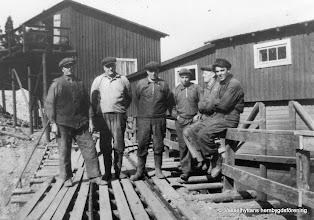 Photo: Ingelsgruvan-Krongruvan-krossen 1941