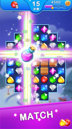 Jewel Blast Dragon - Match 3 Puzzle 1.7.2 screenshots 1
