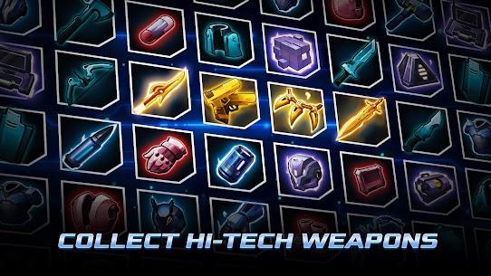 Cyber Fighters: Legends Of Shadow Battle 4