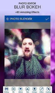 Bokeh Blend Photo Editor Pro - náhled