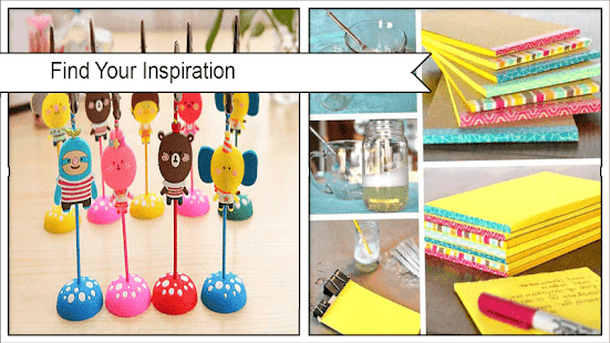 Cute DIY Memo Holder - náhled