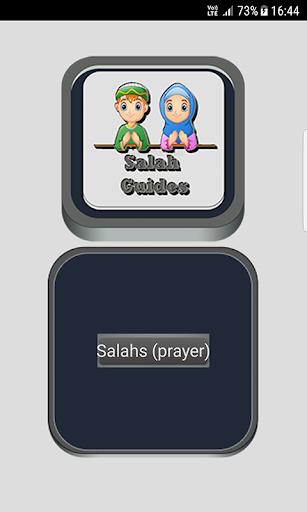 Salah Guides With Pictures All Salahs Prayer screenshot 1