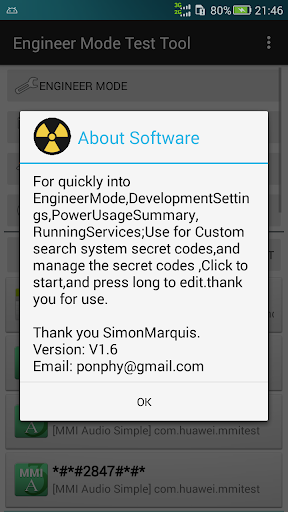 Development Settings 1.7.1 screenshots 10