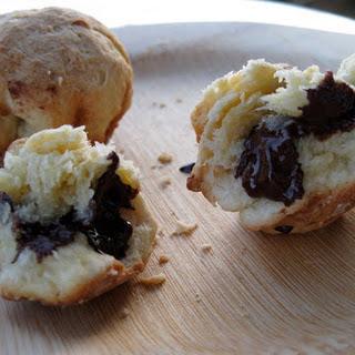 Brioche with Chocolate Centers Recipe