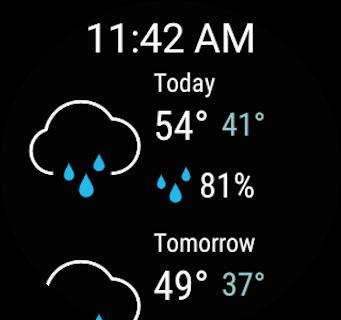 MyRadar Weather Radar Ad Free screenshot 26