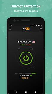 VPN Gratis - VPNhub untuk Android: Tanpa Log, Jangan Khawatir