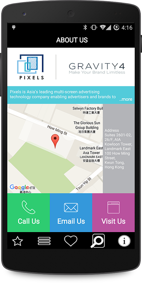 Pixels Rich Media 5 (RM5)- screenshot