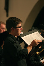 Photo: Dec. 2006: Sacred Music from Italy & Germany. St. John's Episcopal Church; Sean Linfors