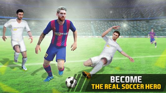 Soccer Star 2017 Top League screenshot