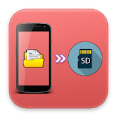 Move files to SD card