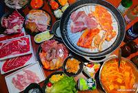 咚豬咚豬韓國烤肉吃到飽 台南東區店
