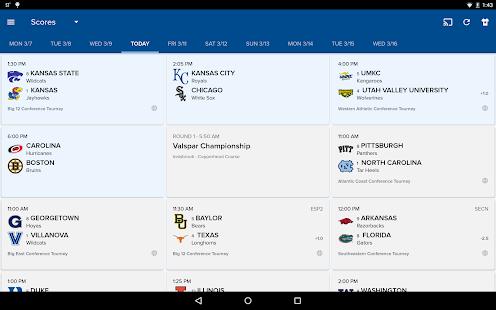 CBS Sports Screenshot 10