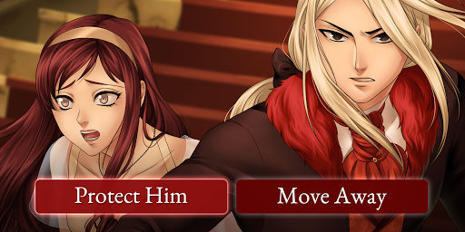 Moonlight Lovers : Vladimir - Dating sim / Vampire apkmr screenshots 2