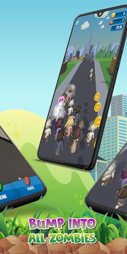 Zombump: Zombie Endless Runner 1.5 screenshots 3
