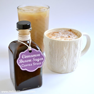 Brown Sugar Cinnamon Coffee Syrup Recipes