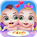Feed Baby Twins icon