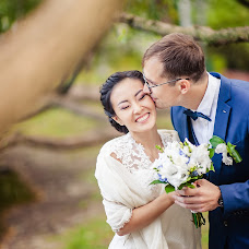 Wedding photographer Valeriya Yarchuk (valeriyarsmile). Photo of 24.10.2016