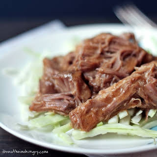 Slow Cooker Pulled Pork – Low Carb and Gluten Free.